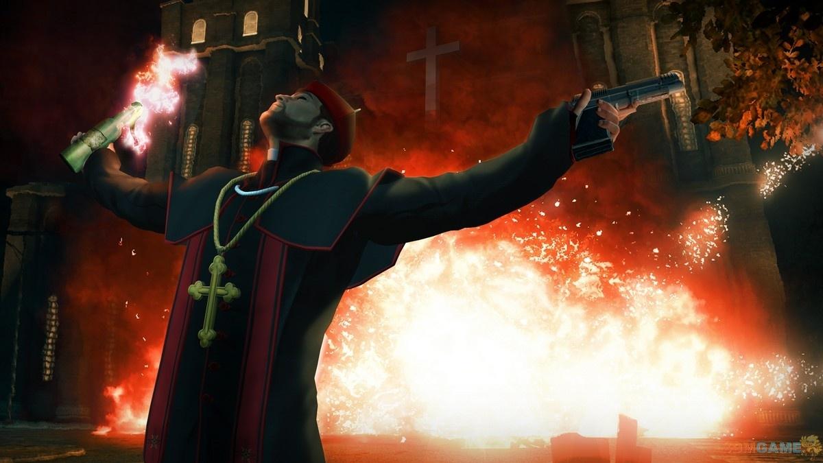 《黑道圣徒3(Saints Row 3)》