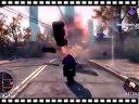 骑摩托清理大街