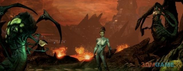 《星际争霸2》MOD工具升级 玩家可创造自己的世界