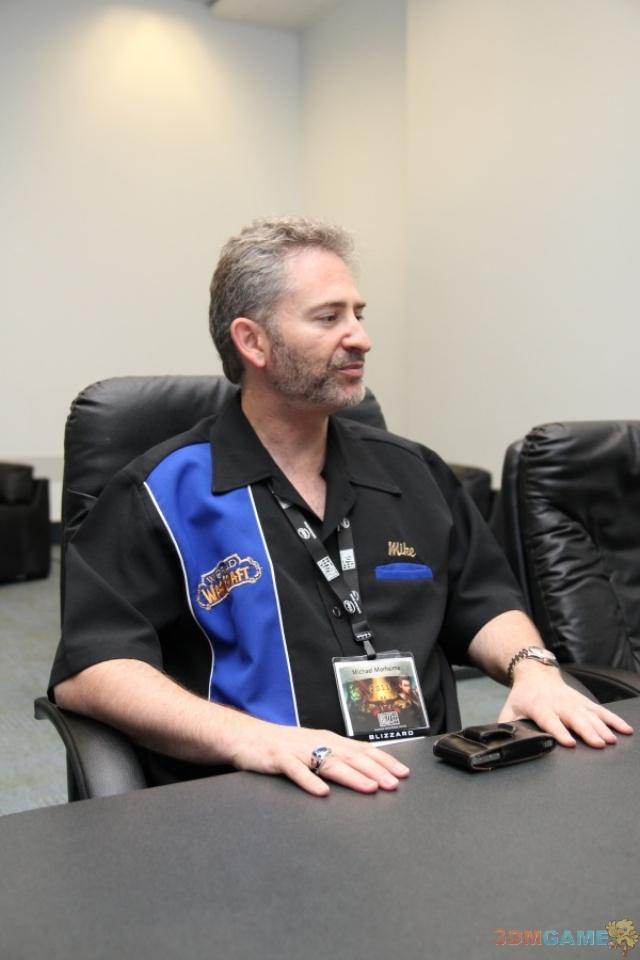 台媒专访暴雪创始人 《暗黑3》经营理念披露