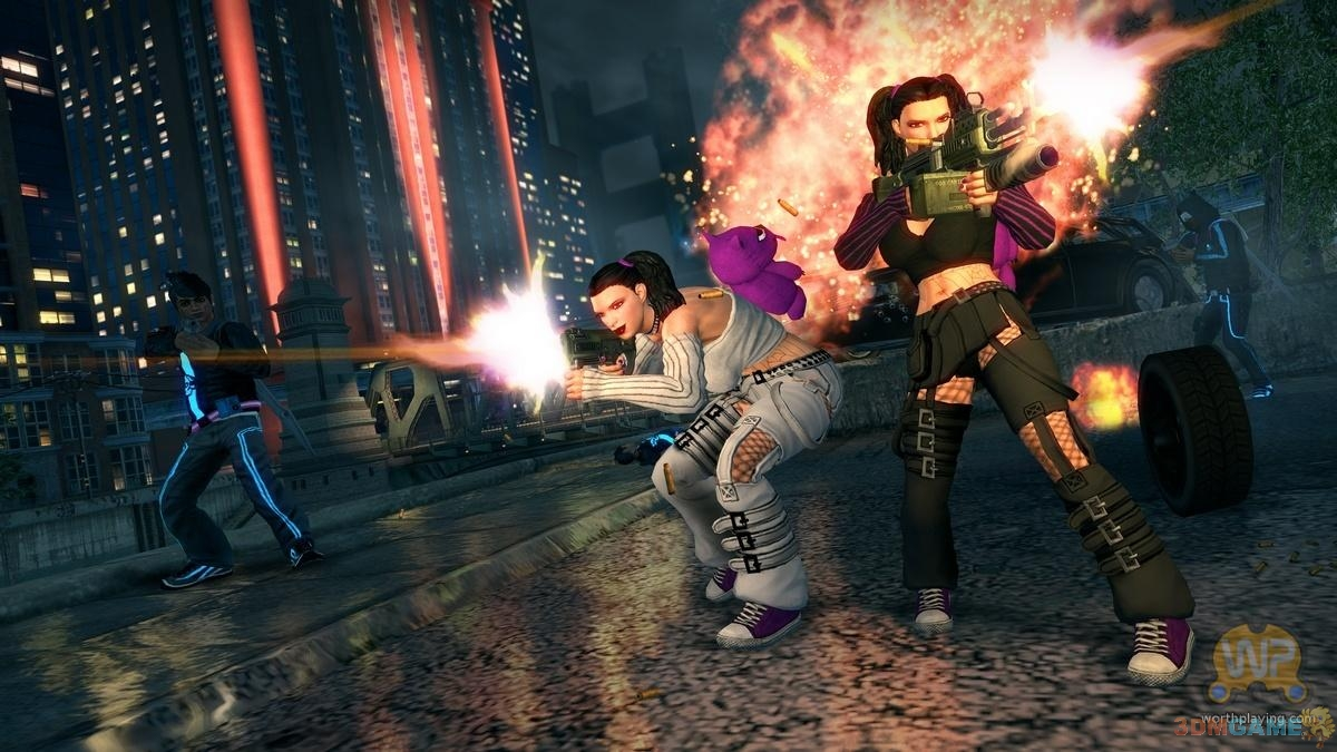 《黑道圣徒3(Saints Row: The Third)》
