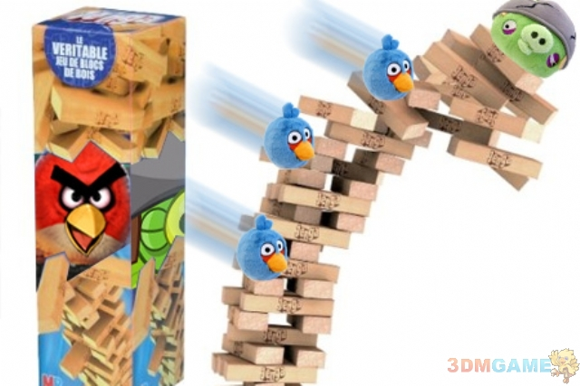 <b>人类已经阻止不了 盘点《愤怒的小鸟》周边一箩筐</b>
