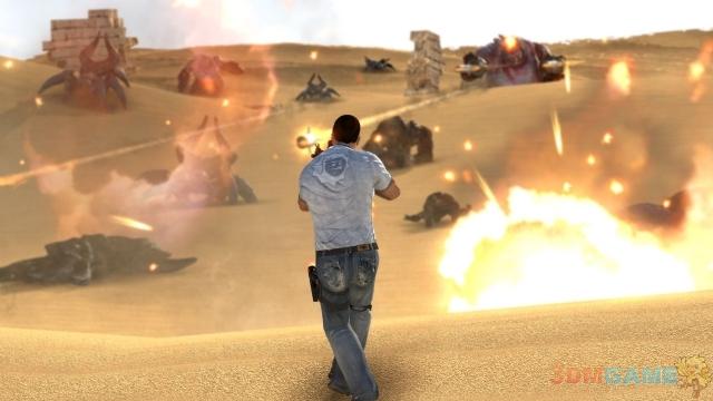 《英雄萨姆3》DLC正在开发中 即将有消息放出