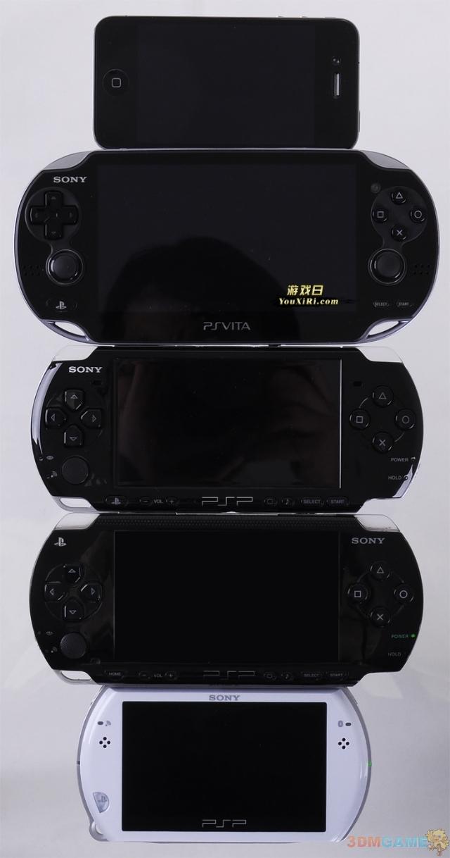 PS Vita屏幕力战群雄 看索尼EL有机屏多强大