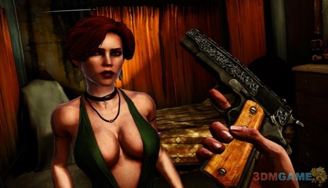 <b>游戏枪械设计大师力作:《黑暗2》神秘精美的枪械</b>