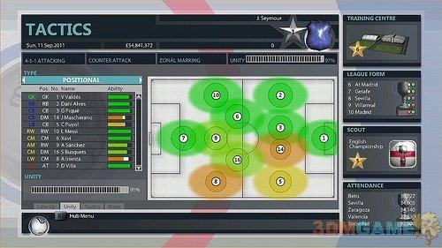 《足球经理2012》免安装中文版
