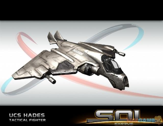 仿X3太空动作射击游戏《Sol: Exodus》最新截图公布
