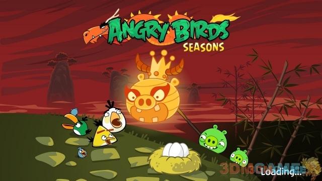 小鸟贺新春《愤怒的小鸟:龙年版》破解版发布