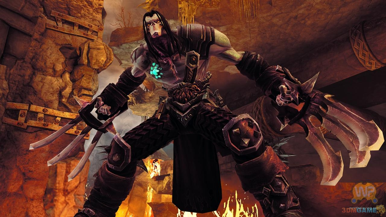 《暗黑血统2(Darksiders II)》