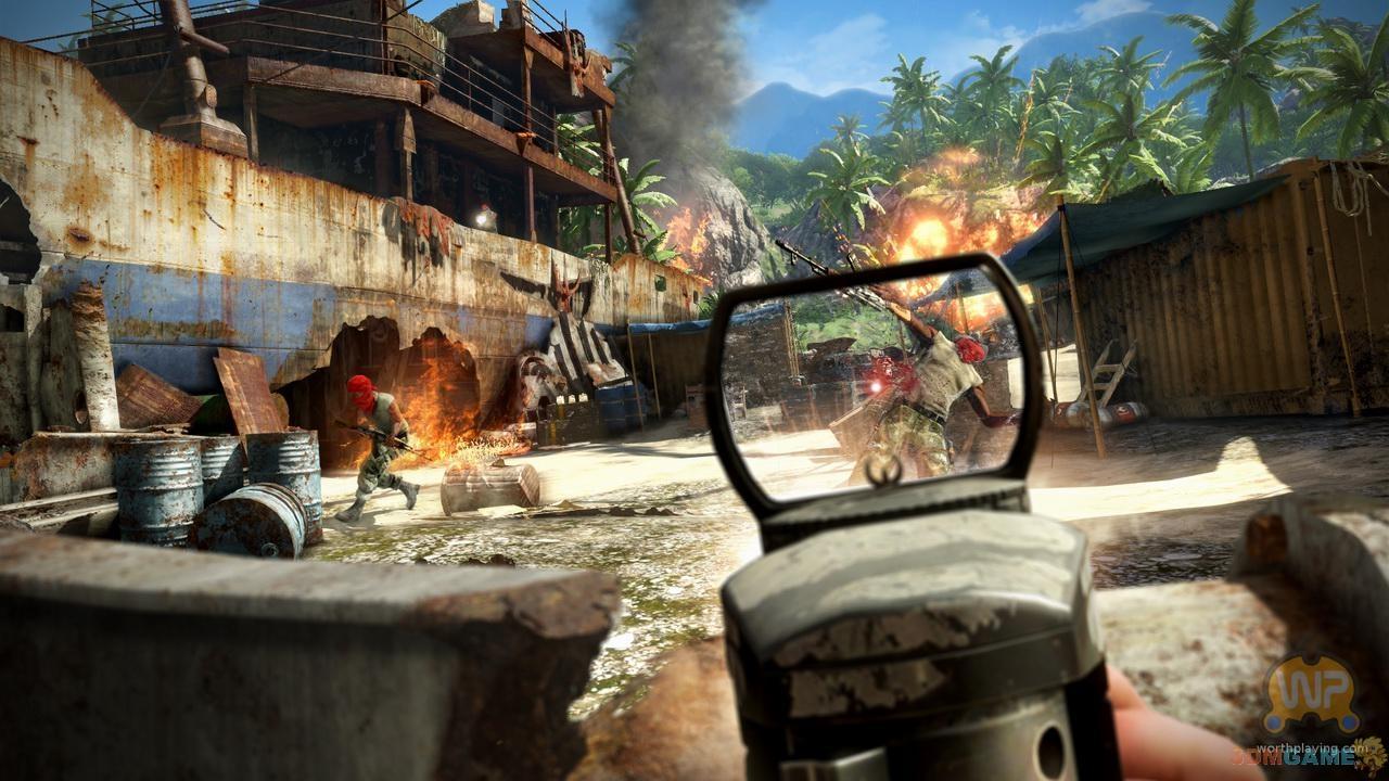 《孤岛危机3(Crysis 3)》