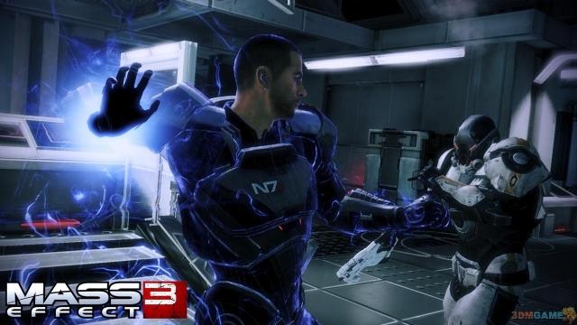 EA经典RPG系列新作《质量效应3》试玩版下载放出