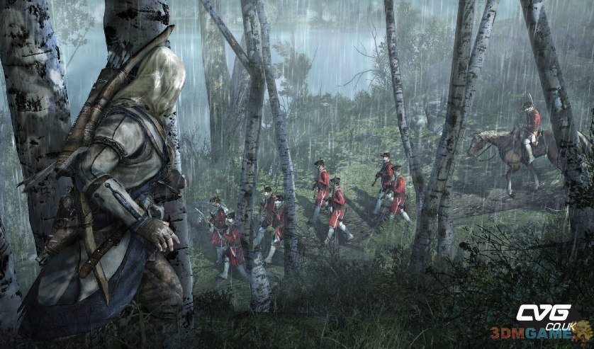 《刺客信条3(Assassin s Creed III)》