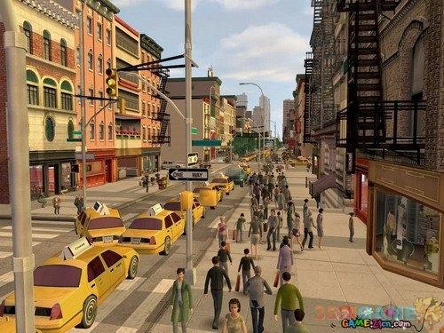 《城市大亨:纽约》免安装中文版