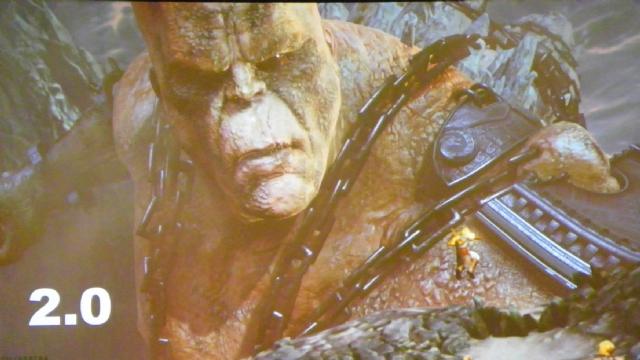 引发淫笑阵阵 《战神3》泰坦神巨屌的由来
