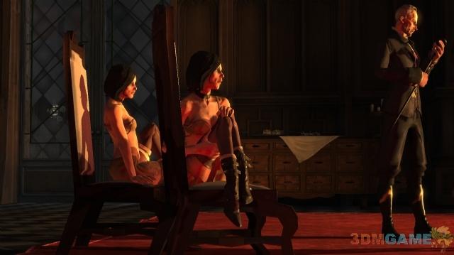 第一人称动作游戏《耻辱》公布重量级声优阵容