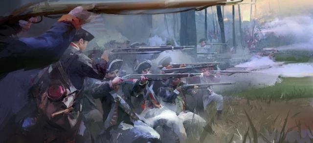 《刺客信条3》游戏截图欣赏 新的世界新的开始