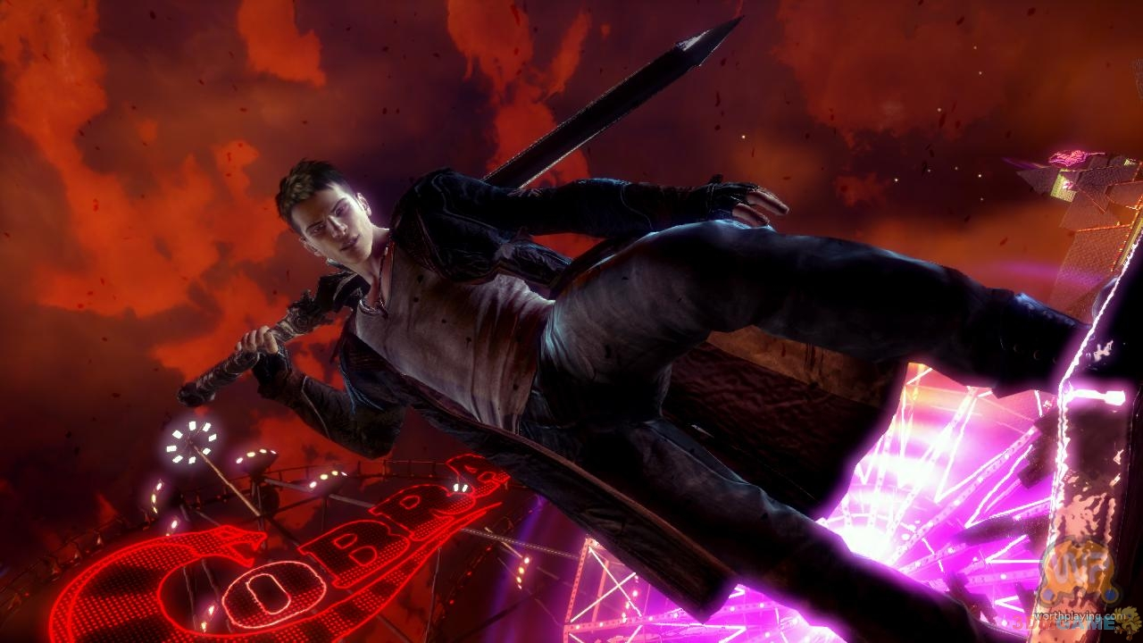 《鬼泣5(DMC:Devil May Cry)》