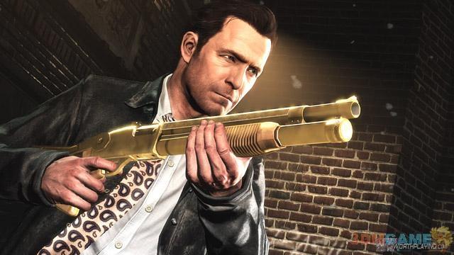 《马克思佩恩3(Max Payne 3)》