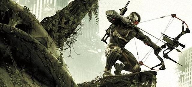 《孤岛危机3》新情报 Physco回归挑战新敌人
