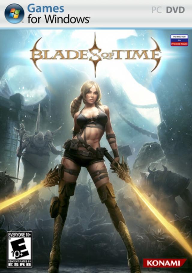 3DM全国首发动作冒险游戏《时光之刃》七国语言 PC限定版