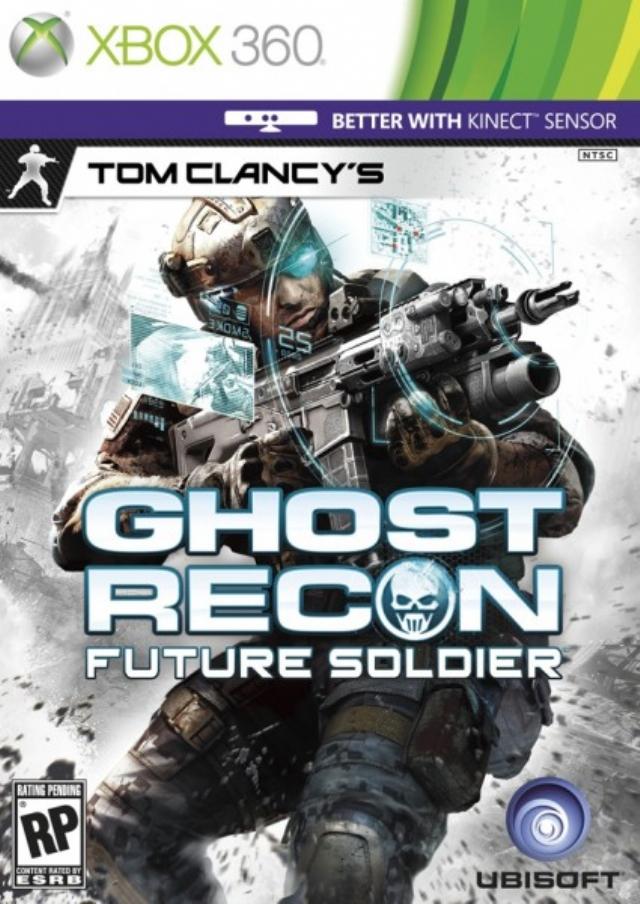 3DM全国首发育碧射击大作《幽灵行动:未来战士》Xbox360版