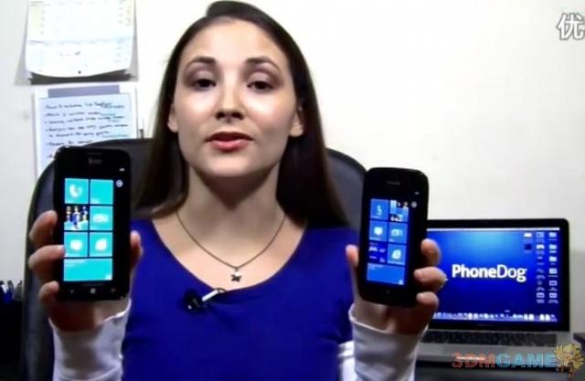 <b>PhoneDog女编辑:使用安卓一个月后 回归WP平台</b>