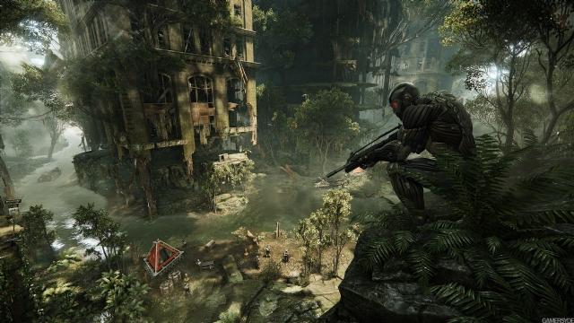 《孤岛危机3》试玩体验 穿梭于枪林弹雨中的神弓手
