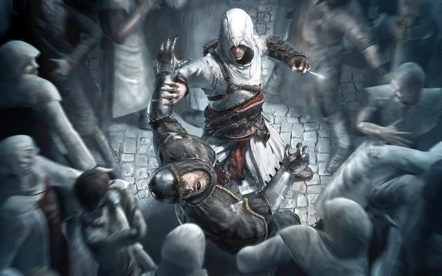 《刺客信条》将改编电影 影帝法斯宾德出演Ezio