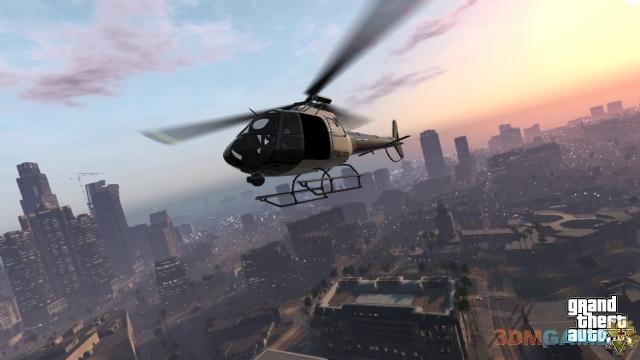 新的《侠盗猎车5》截图证明还不需要PS4和Xbox 720