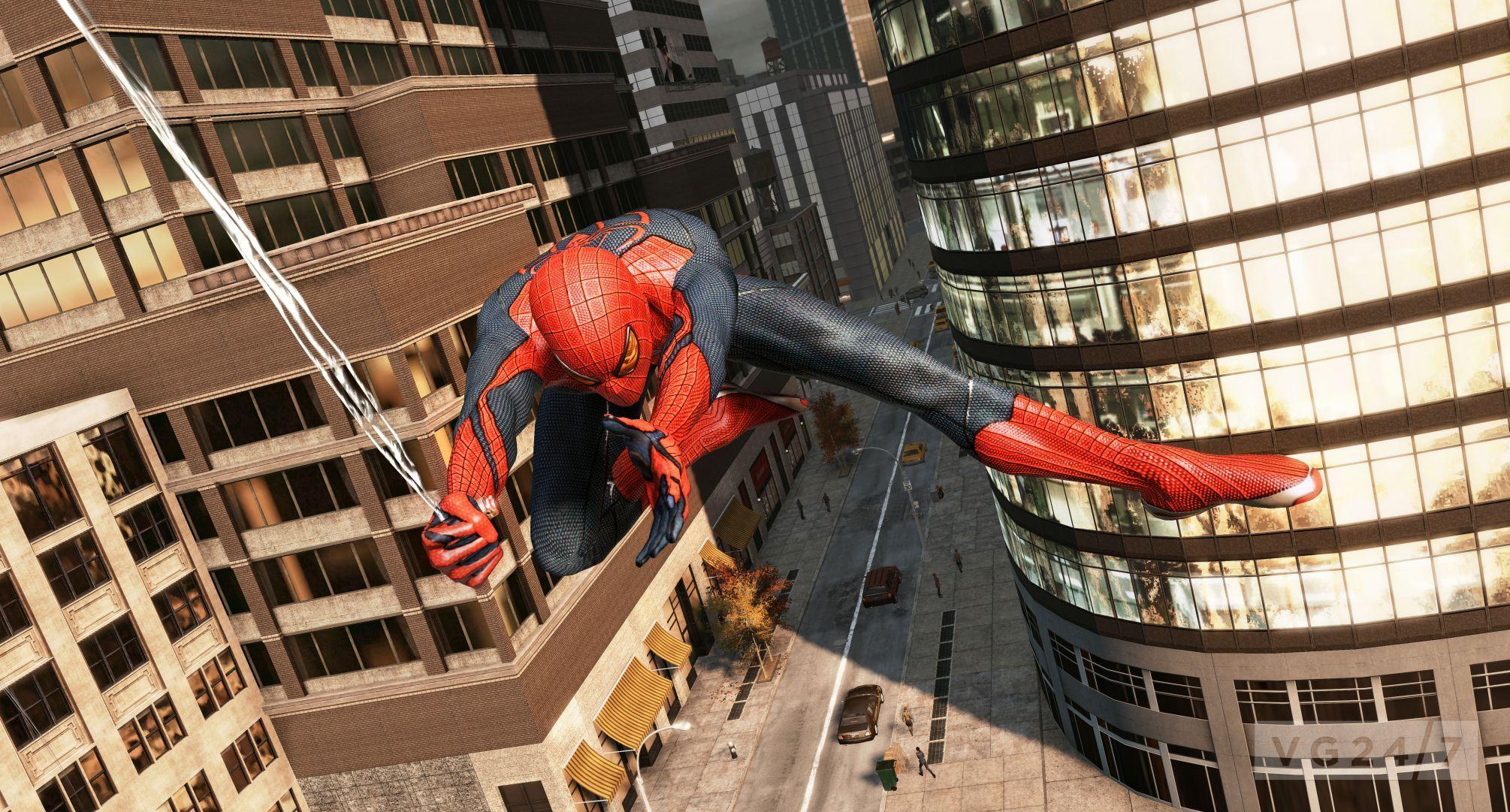 游戏资讯_蜘蛛侠现身PC 3DM全国首发《神奇蜘蛛侠》正式版_3DM单机
