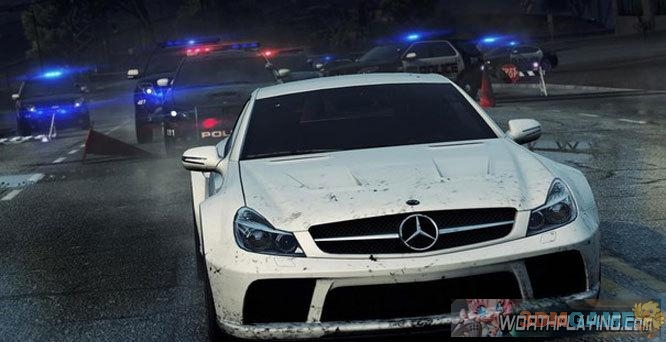 《极品飞车17:最高通缉(Need For Speed: Most Wanted)》