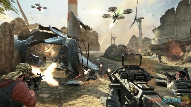 《使命召唤9:黑色行动2》多人游戏更加强调配合