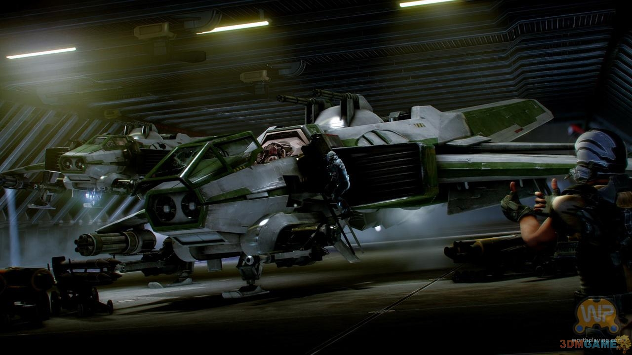 《42中队:星际公民(Squadron 42: Star Citizen)》