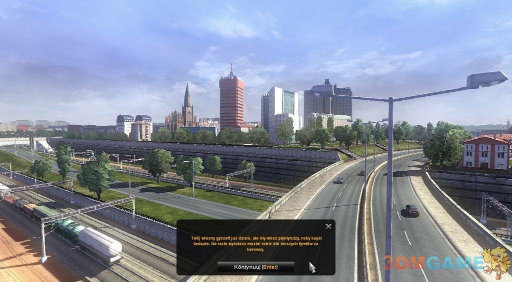 《欧洲卡车模拟2(Euro Truck Simulator 2)》