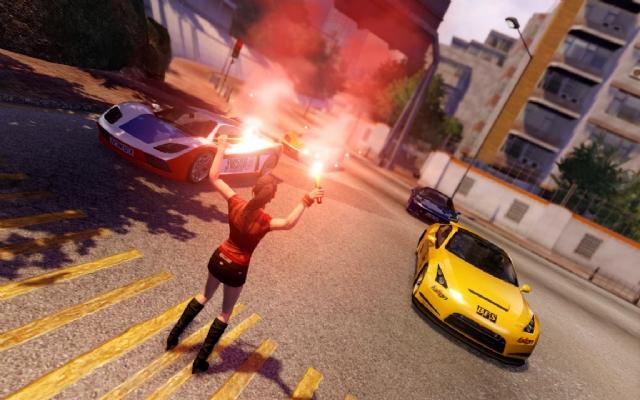 《热血无赖》新DLC今天发布!包含一个免费包