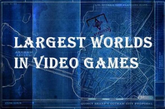 大得让人迷失!拥有广袤大陆的十款游戏大作