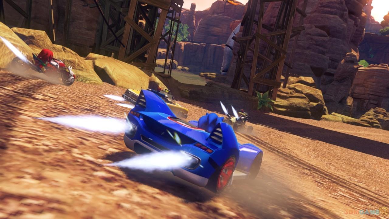 移动游戏玩家欢乐版_《索尼克全明星赛车:变形》公布新游戏截图_3DM单机