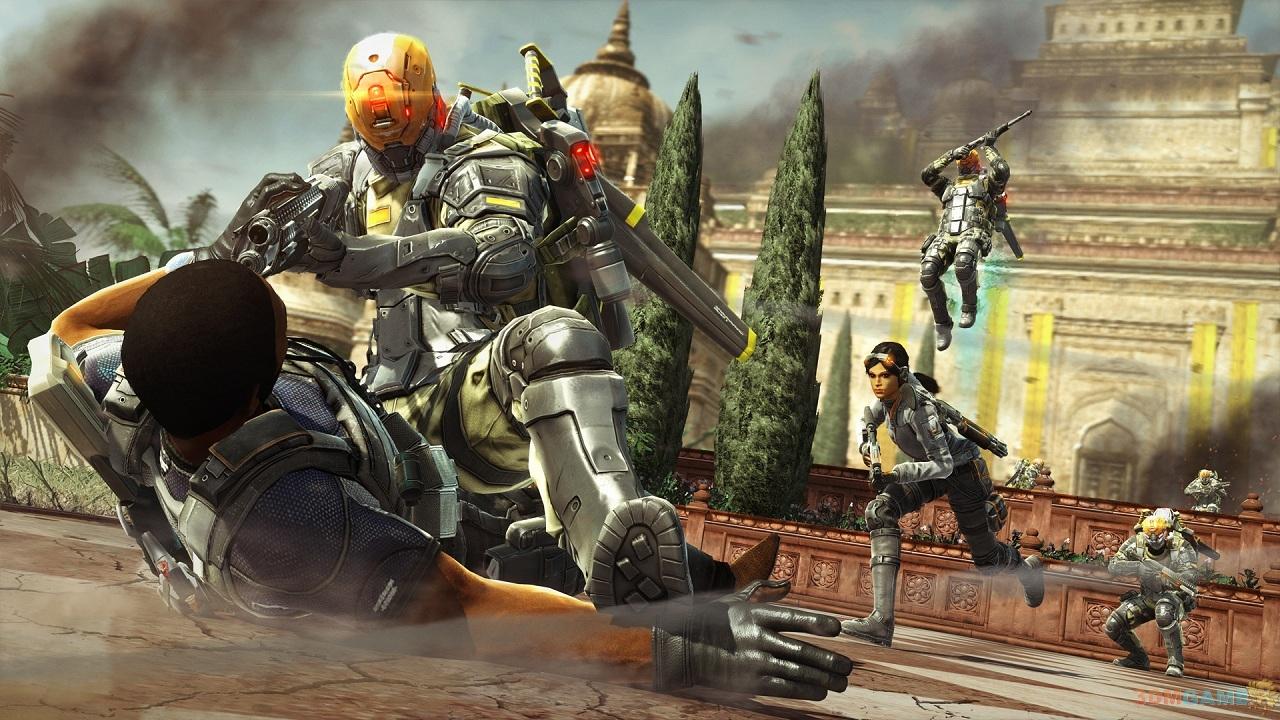 EA科幻题材第三人称射击游戏《导火索》最新截图_3DM单机