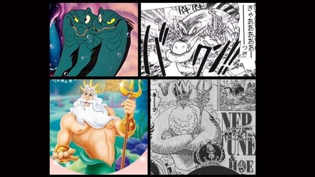 什么!《海贼王》抄袭迪斯尼证据被日本网友找到?