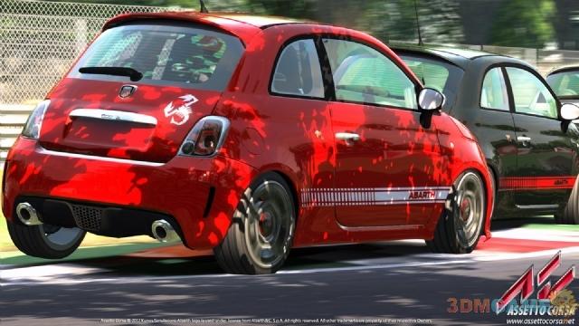 <b>赛车新作《Assetto Corsa》最新截图 画面很逼真</b>