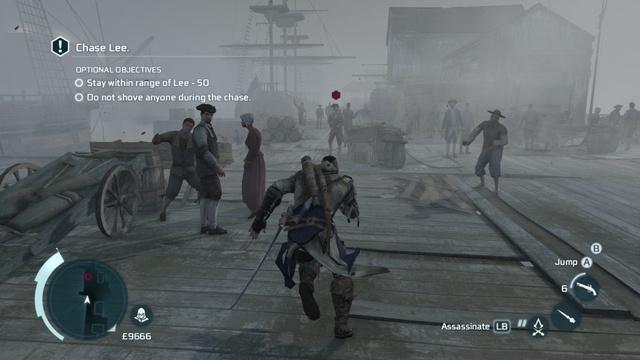 《刺客信条3》遭玩家吐槽 死了28次算毛大作?
