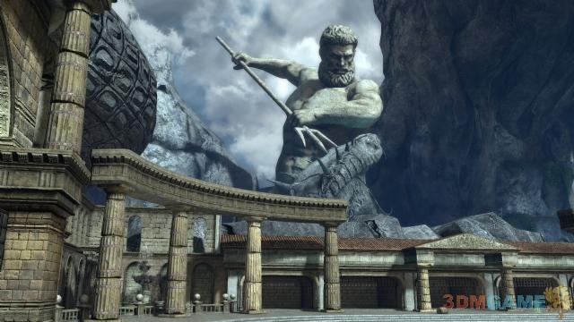 另类恶搞动作新游《上帝模式》首批游戏截图公布