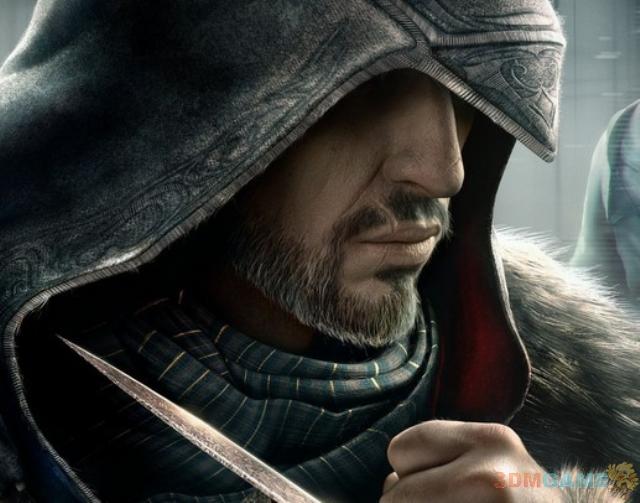 纪念永远的E叔!《刺客信条》Ezio一生回顾视频赏