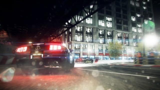 《超级房车赛2》新图曝出 经典豪车释放速度激情