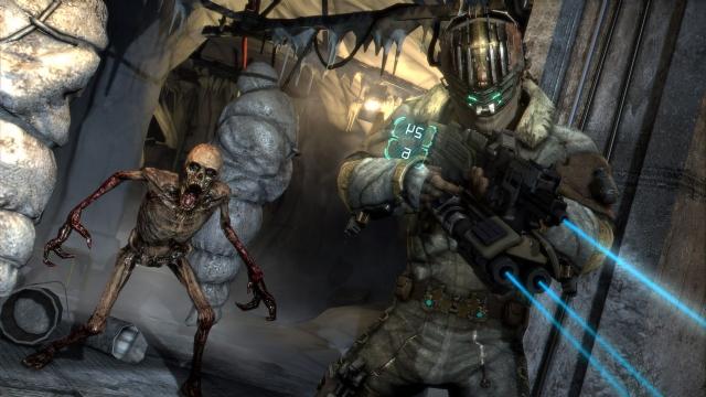 《死亡空间3》幻觉系统细节公开 玩着玩着就疯掉了
