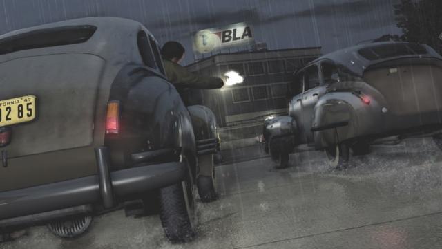 游戏七大最美雨景欣赏 记得风中抽雪茄的大胡子吗?