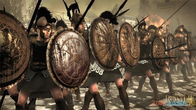 《罗马2:全面战争》最后一支可控势力 马其顿崛起