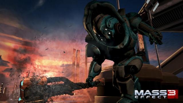《质量效应3》新DLC数据混入更新文件遭玩家发现