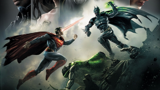 <b>《不义联盟:人间之神》喜剧前篇 超人蝙蝠侠又乱斗</b>
