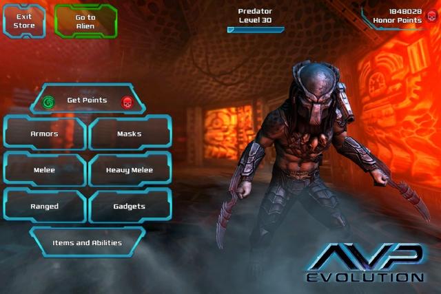 画面出色 《异形大战铁血战士:进化》进军手机
